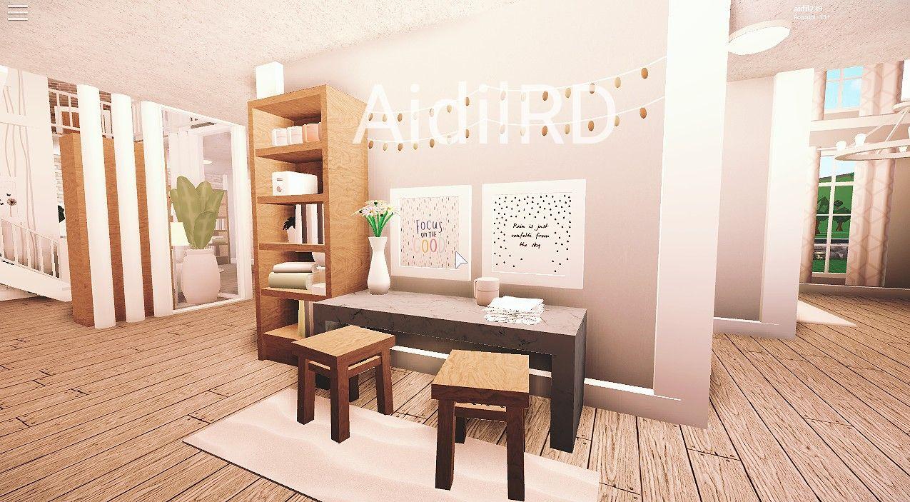 Roblox Bloxburg Build 4 Rooms 2 Bathrooms Speed Build Soon On My