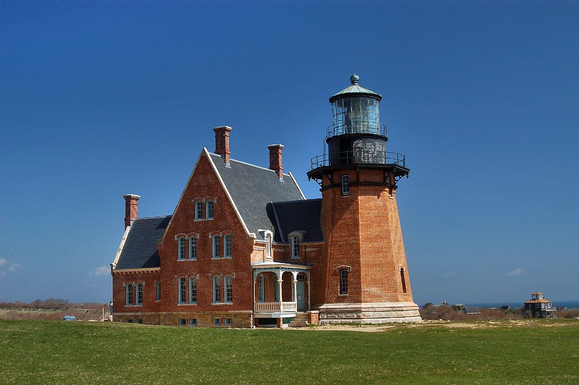 Block Island Southeast Light Delectable Block Island Southeast Light Is A Lighthouse Located On Mohegan Design Inspiration