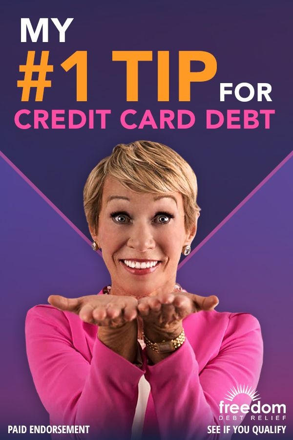 Get out of debt and on with your life freedom debt relief offers a get out of debt and on with your life freedom debt relief offers a way small business credit cardsbarbara reheart Gallery