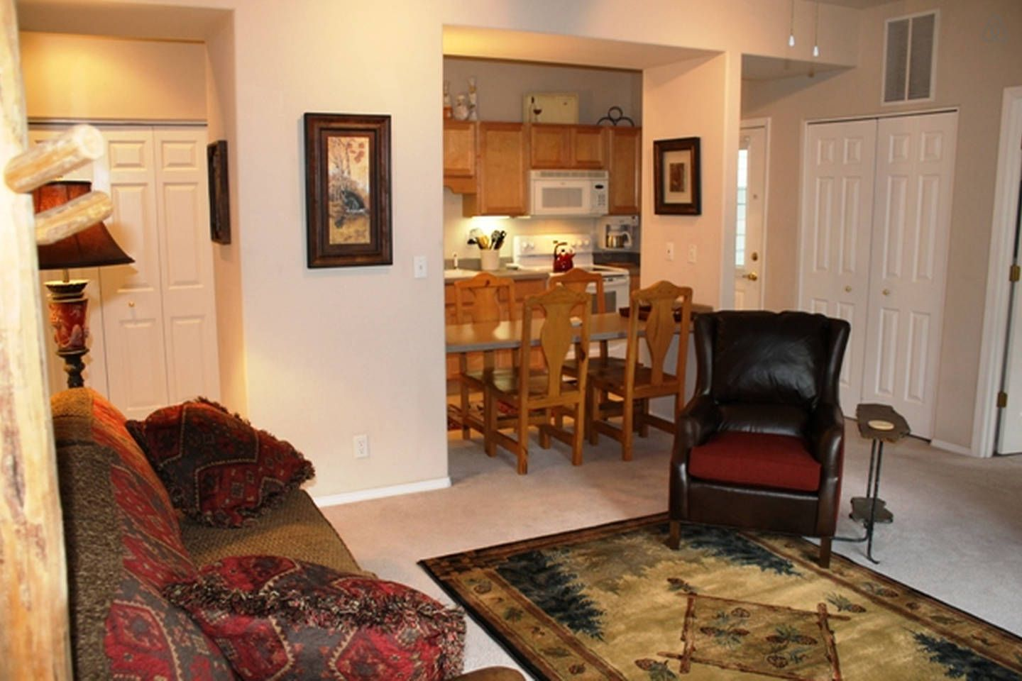 Spacious Condo Close to Everything! vacation rental in