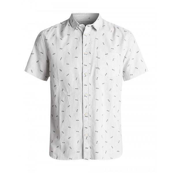 QUIKSILVER CAMISA MANGA CORTA HOMBRE BOREDSNAP MINI Camisa cómoda manga  corta 676ffd3798c59