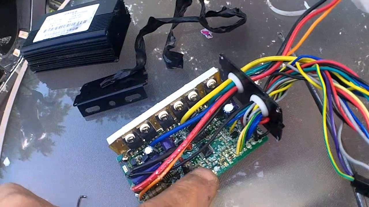 Daymak Ebike Repair Bad Controller Wiring Youtube And E Bike Diagram Bike Repair Electric Bike Kits Bicycle Humor