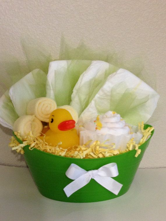Pamper Me With A Unisex Baby Duck Gift by ...