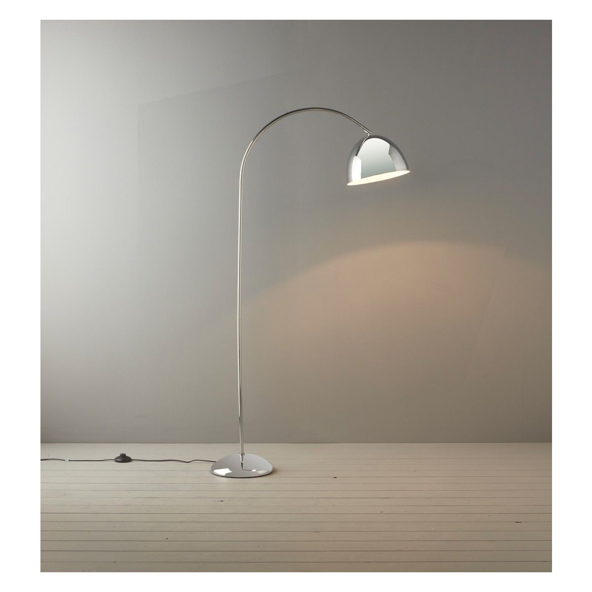 Hardy Hardy Chrome Metal Overreach Floor Lamp Buy Now At Habitat Uk Floor Lamp Lamp Flooring