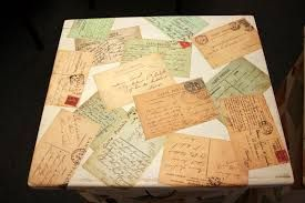 Image result for decoupage antique