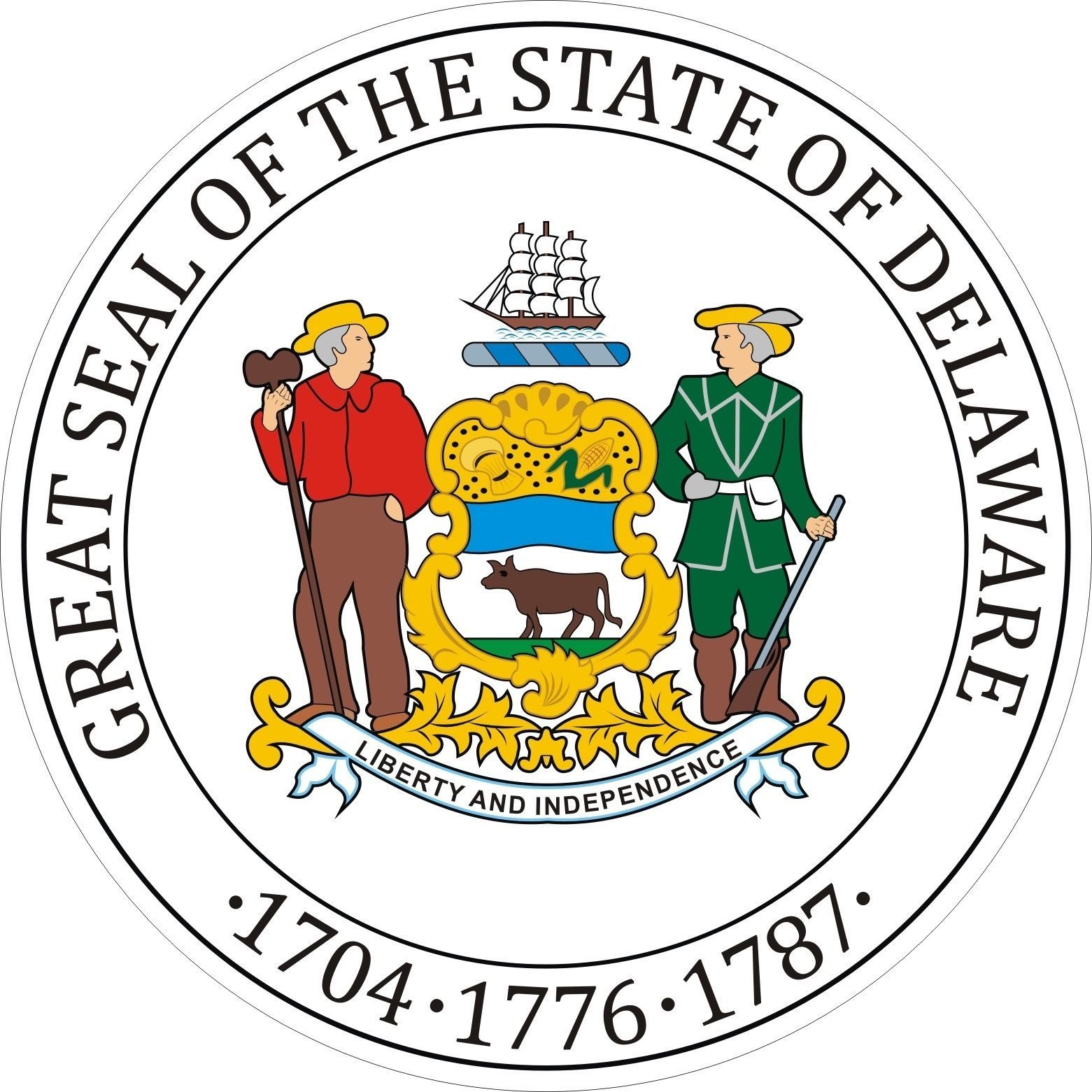 Car Truck Graphics Decals Stickers New Jersey State Seal Decals Auto Parts And Vehicles