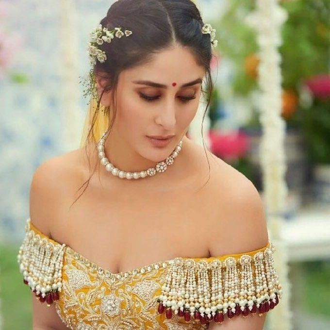 Kareena Kapoor | Veere di wedding, Wedding outfit, Bride