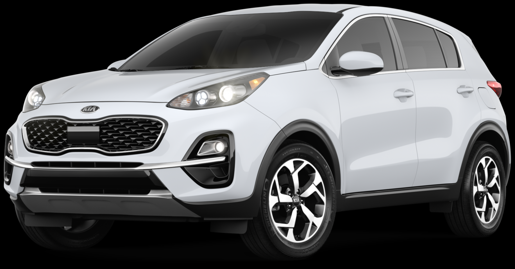 7 Picture Kia Sportage 2020 White In 2020 Kia Accessories Kia Sorento Kia