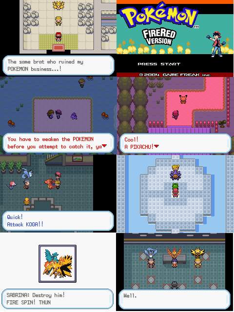DOWNLOAD JAVA GAMES MOBILE PREMIUM: Pokemon Blue and Red