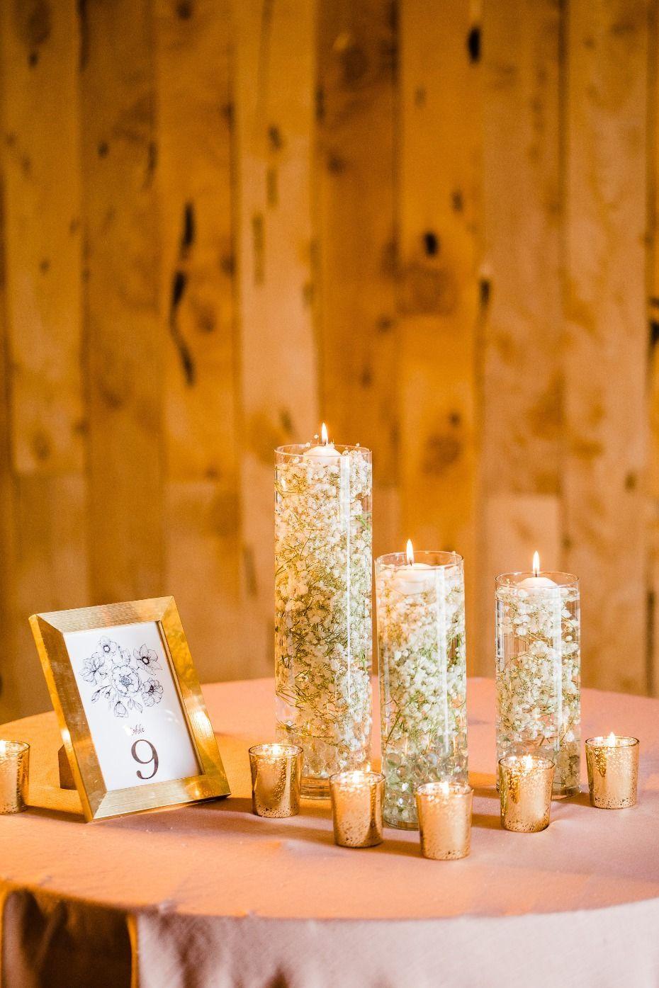 3 Möglichkeiten, Ihren Hochzeitsempfang für weniger Geld selbst zu gestalten   – Wedding decorations
