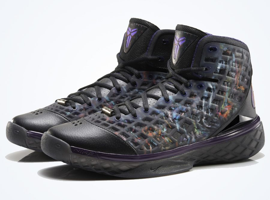 wholesale dealer e2cfd 28376 Collection of Kobe Bryant s previous 8 signature footwear models leading up  to the release of his shoe.