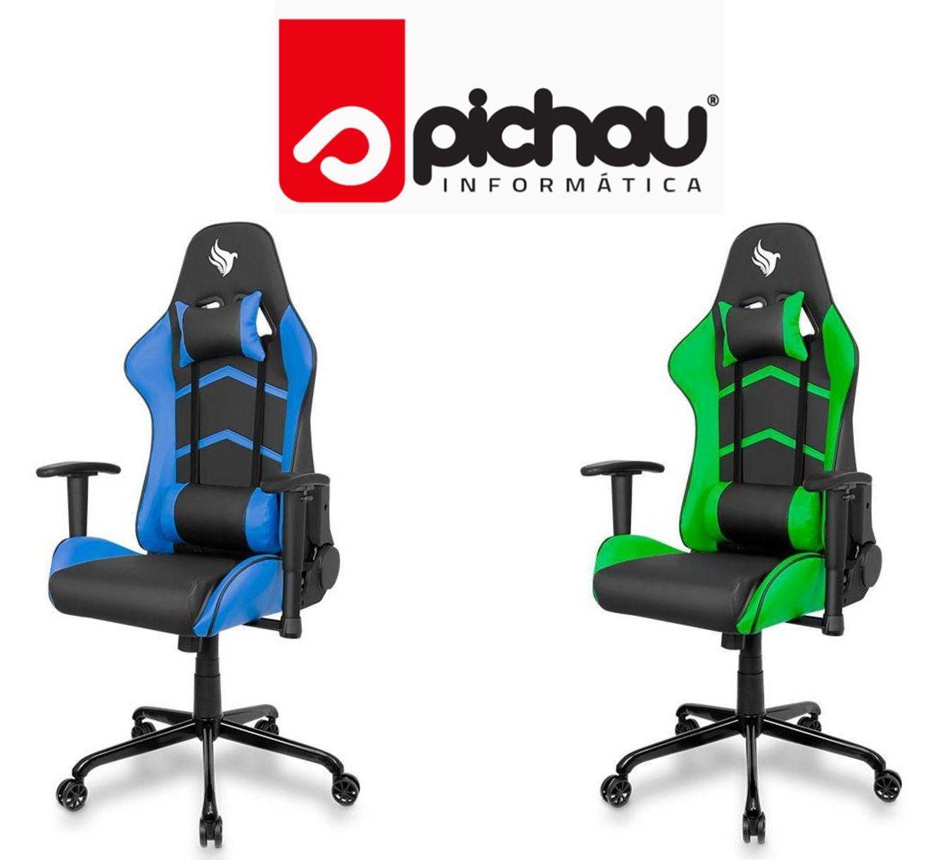 TOPPPP PREÇO❗️❗️ Cadeira Gamer Pichau Gaming Donek 🔥 Por: R$ 536,91 🎯  Usem o cupom: MAIS30 Verde: afl.b2w.io/3cgJ… | Cupons de desconto, Móveis  decoração, Cadeira