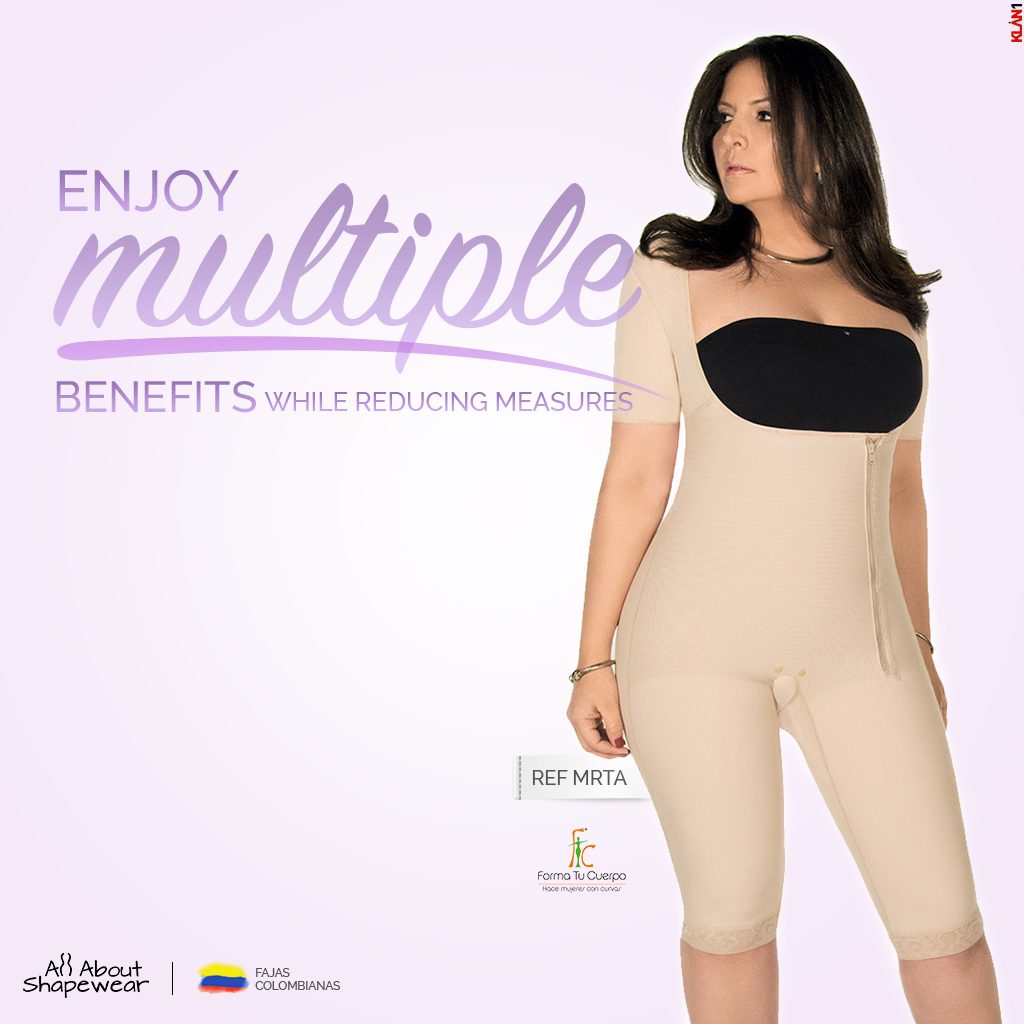 c7836a27d23 FULL-LENGHT BODY SHAPER WITH ARM SLEEVES