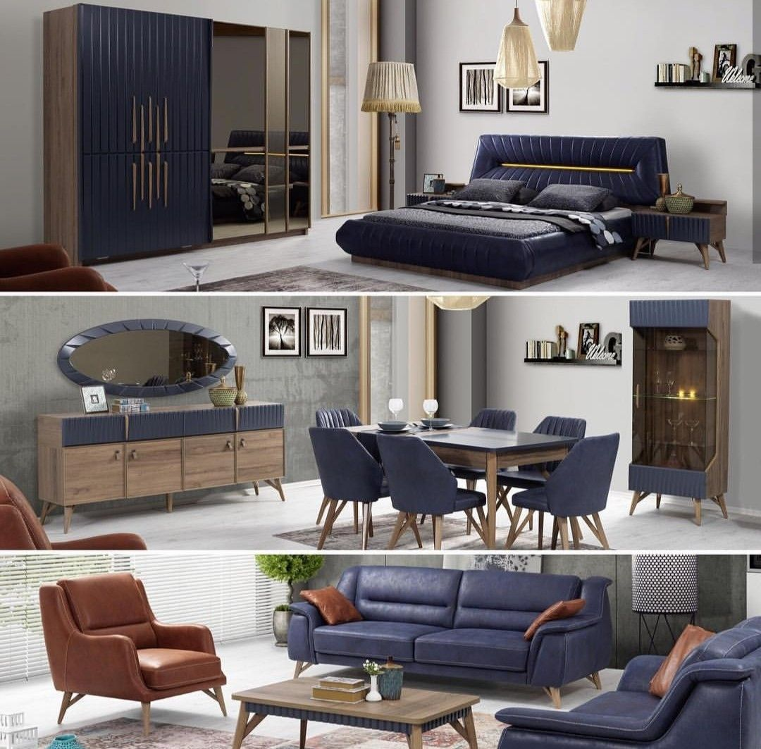 Marcelo Dugun Paketi Bedroom Decor Eames Lounge Room