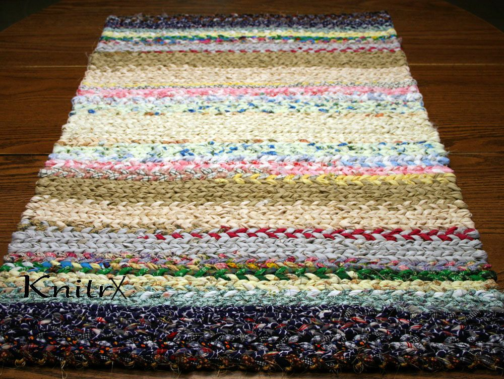Area Rug Rag Rug Country Cottage Rag Rug Twine Sisal Rug Woven Cotton  Teppich Sisal Frame Loom Kitchen Area Rugs Pastel Porch Rugs Mud Rug