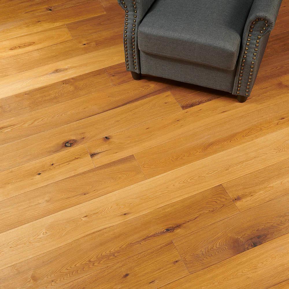 Flooors By Ltl Take Home Sample Tahoe Oak Engineered Hardwood Flooring 7 31 64 In X 8 In Ha1128480 Engineered Hardwood Hardwood Floors Engineered Hardwood