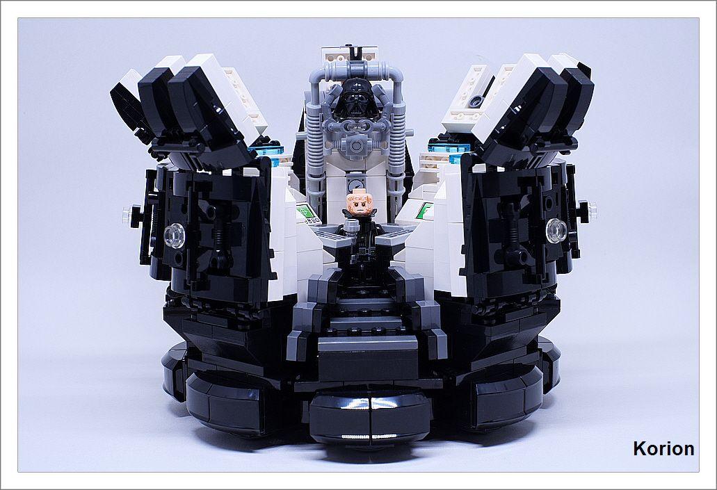 Darth Vader's Meditation Chamber