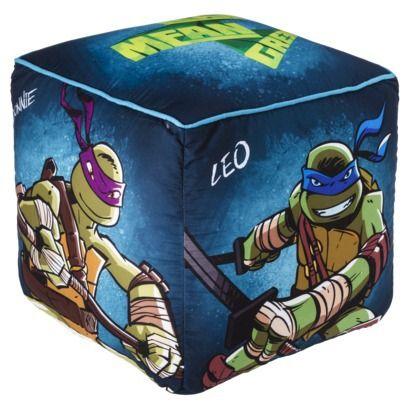 Teenage Mutant Ninja Turtles Pillow Cube Teenage Mutant