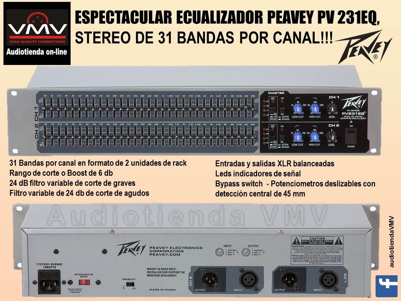 EQ Peavey