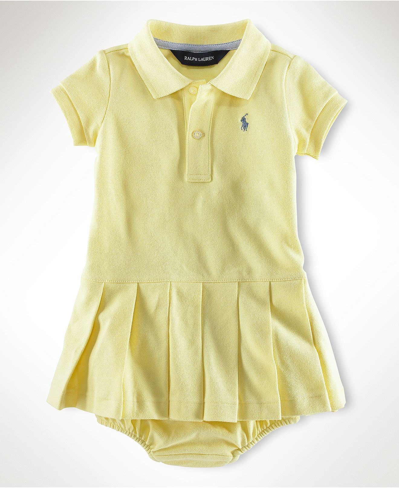 My children will wear all polo