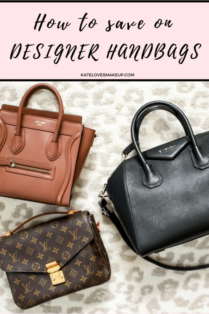 Where To Preloved Handbags Kate Loves Makeup