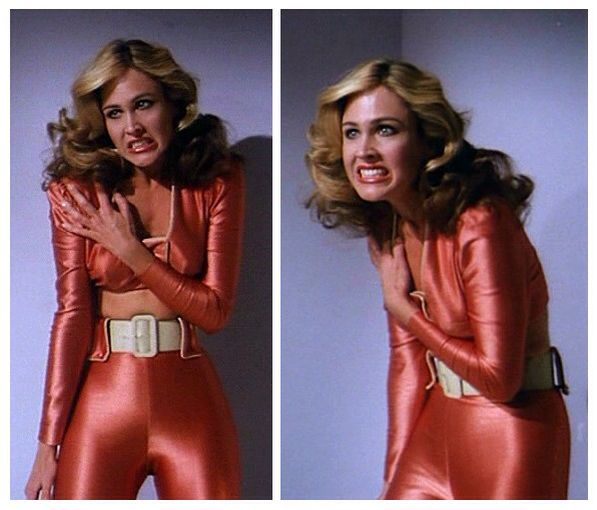 Erin Gray, Buck Rogers in the 25th Century.