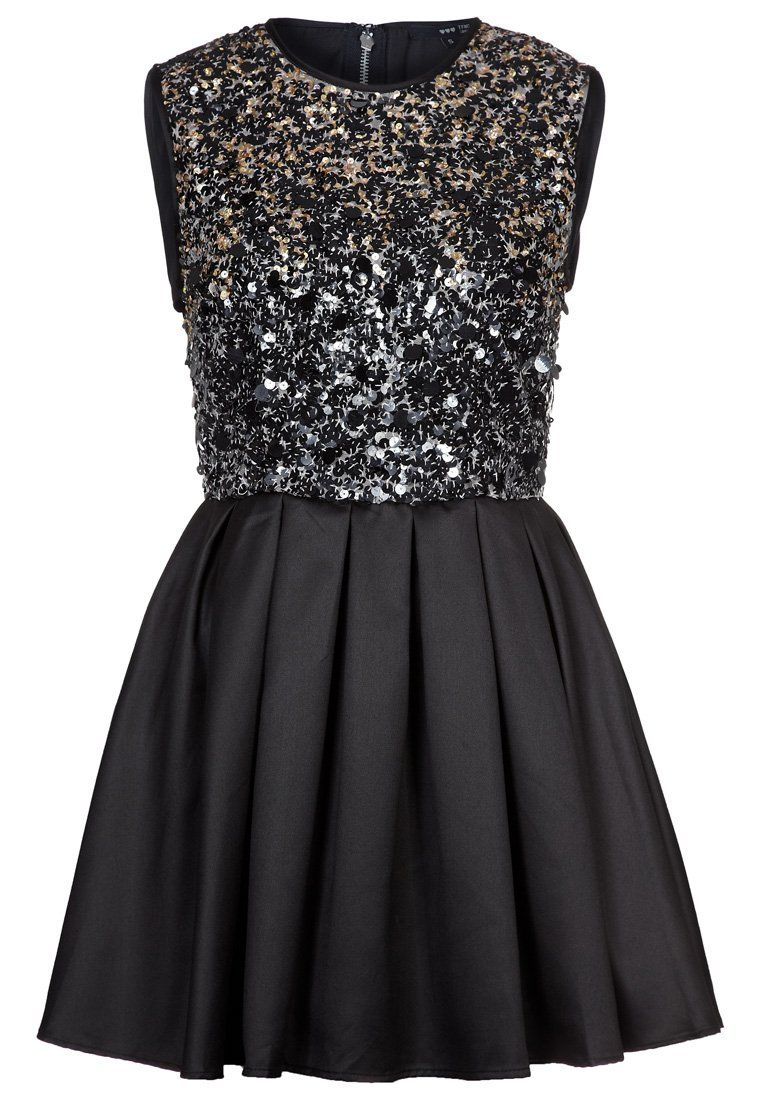 TFNC - Cocktailkleid / festliches Kleid - black ...