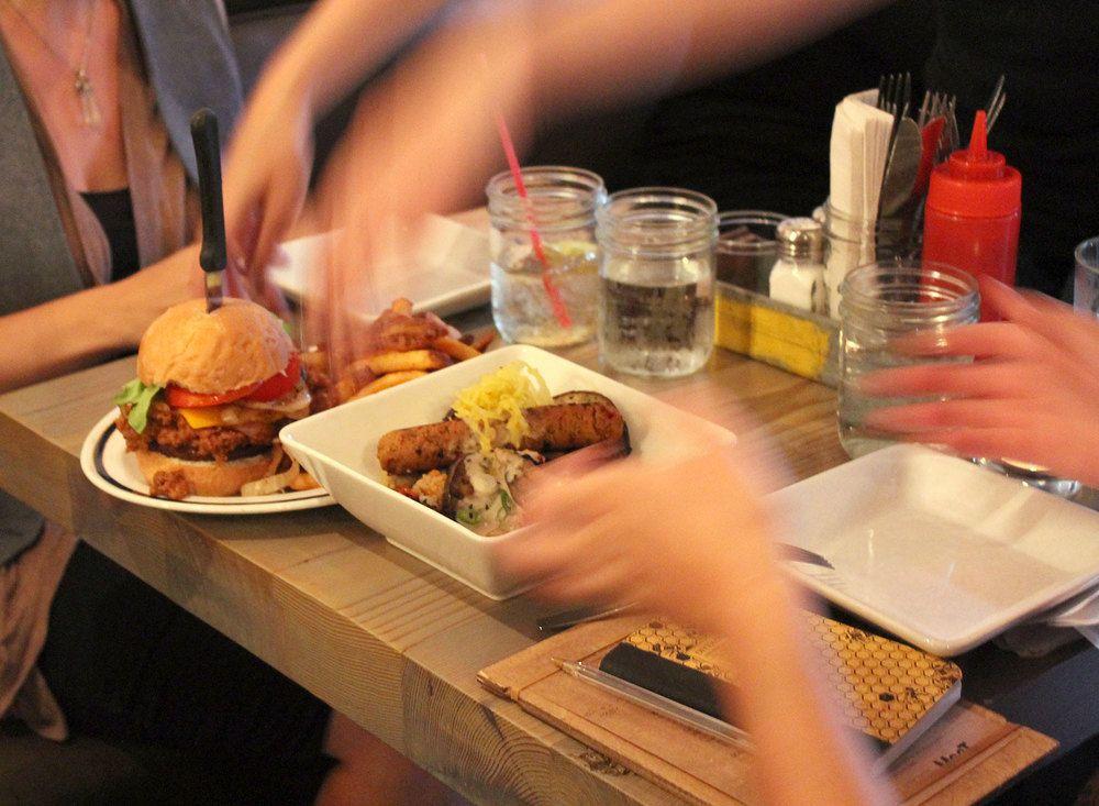 Welcome Vegan Restaurants Food Comfort Food
