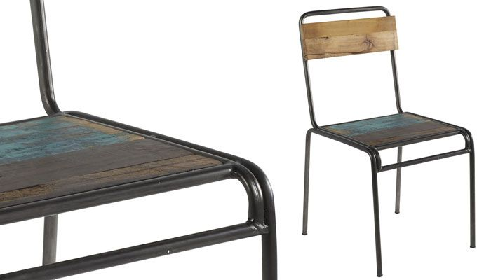 chaise vintage - Chaise Vintage