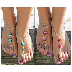 Sun Sandals Barefoot Jewelry