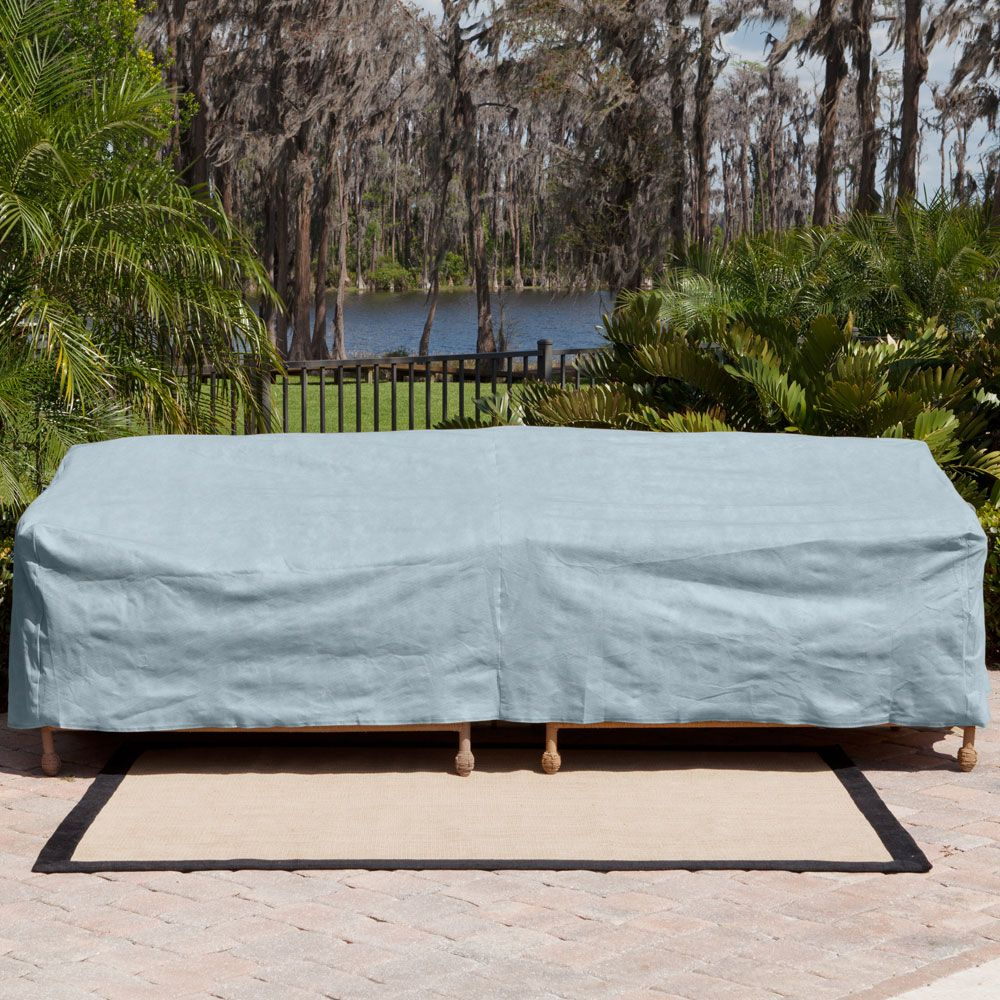 extra large outdoor sofa cover nutmeg