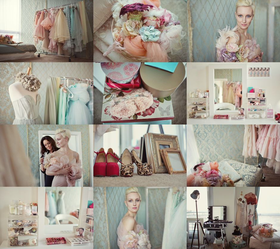 A bride spends months creating her wedding we shoot every detail.  A woman should feel the same about her portrait shoot. Create desirable p...