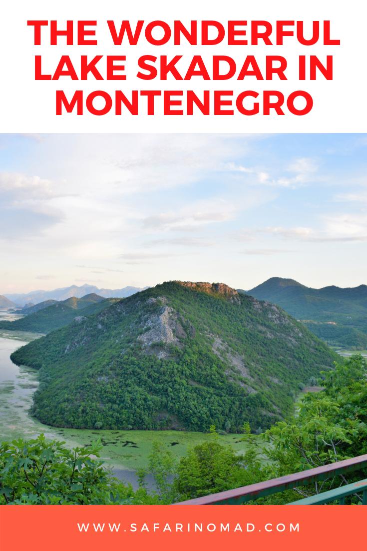 Lake Skadar In Montenegro Things To Do In Montenegro Lake Skadar Montenegro Lake World Of Wanderlust