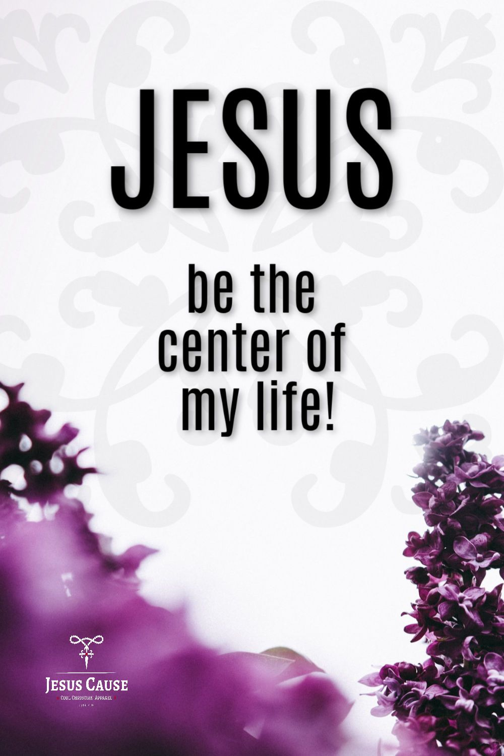 Jesus Be The Center Of My Life Jesus Is Coming Back So