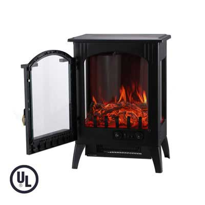Top 10 Best Heater Electric Fireplace In 2021 Reviews Best10az Electric Fireplace Wood Stove Fireplace Electric Wood Stove