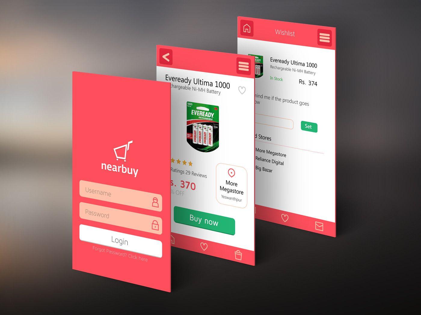iPhone UI design | DESIGN : MOCK UP | Pinterest | Iphone ui, Ui ...