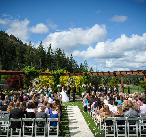 Westin Weddings Everything You Ever Dreamed Of The Bear Mountain Golf Resort Spa Provides Perfect Setting For Your Day