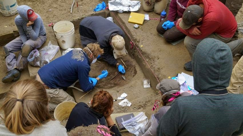 Remains of Ice Age infants discovered in Alaska: The remains of two Ice Age infants, buried more than 11,000 years ago at a site in Alaska, represent the youngest human remains ever found in northern North America.