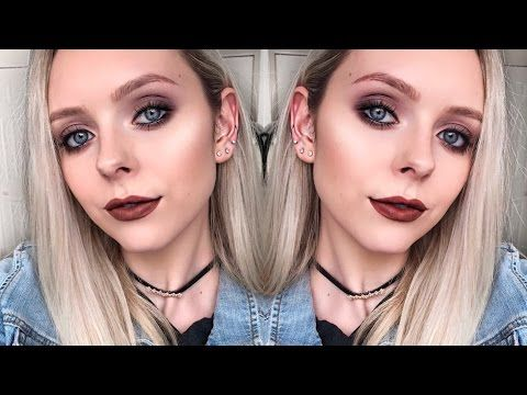 90 S Grunge Makeup Tutorial Youtube With Images Grunge