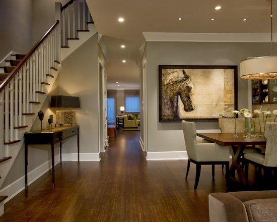 Dise o de interiores arquitectura c mo renovar dise ar - Disenar salon comedor ...
