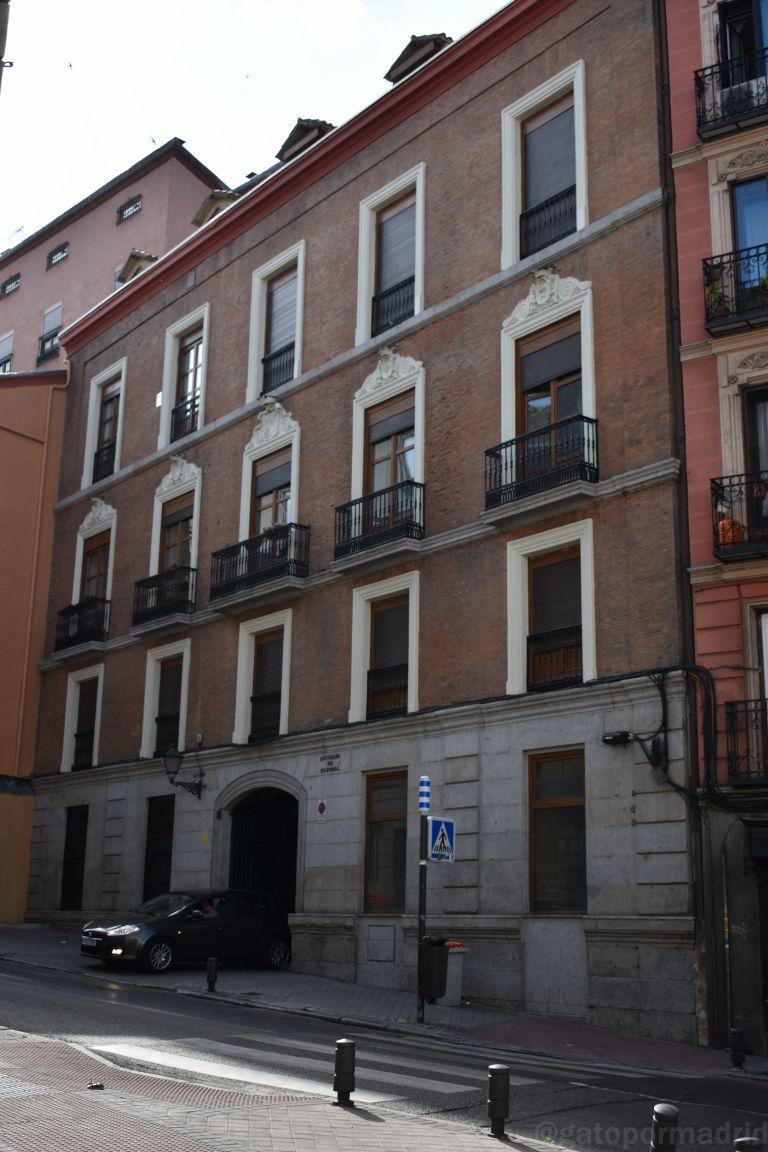 Pin En Palacios De Madrid