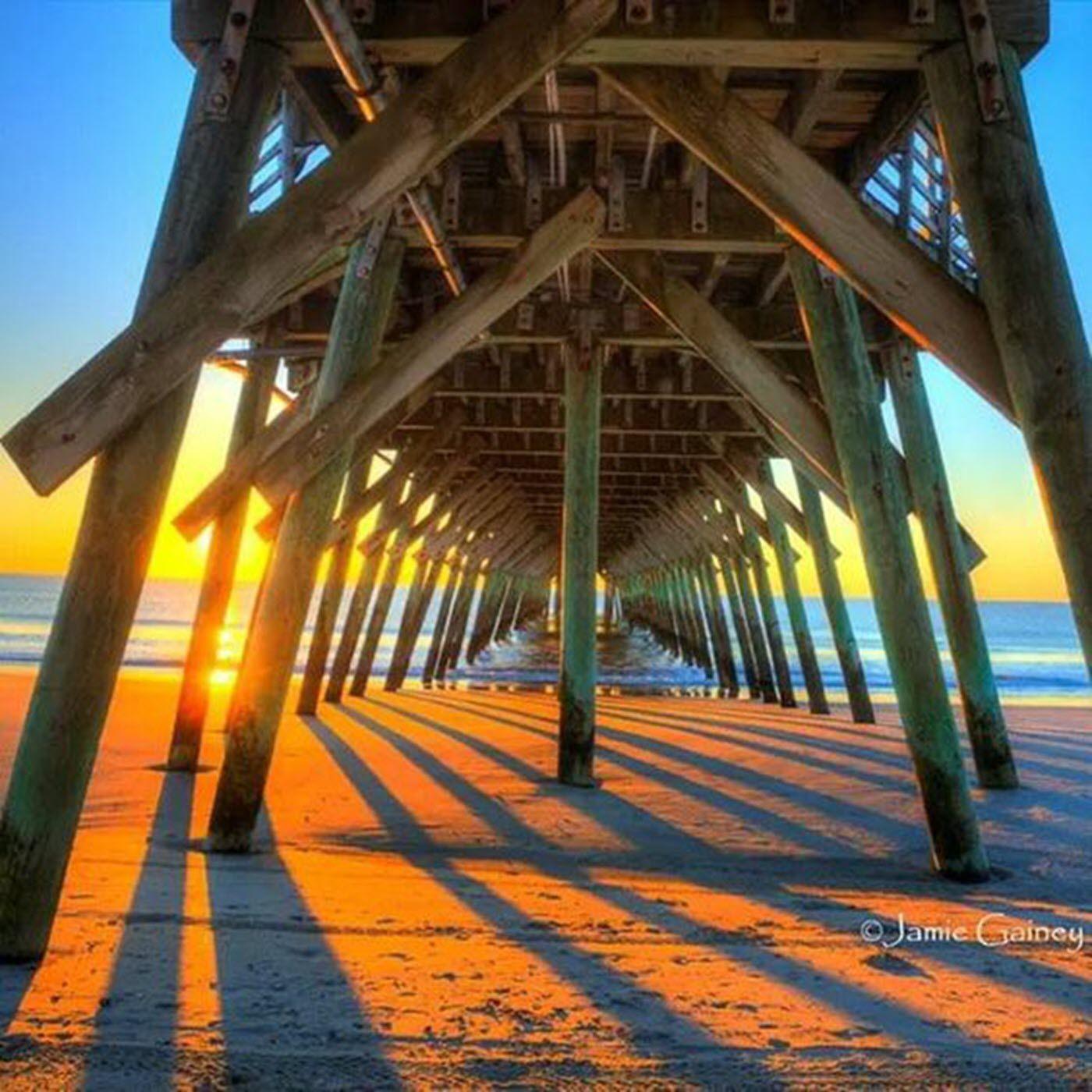 It's Fan Photo Friday in Myrtle Beach, South Carolina