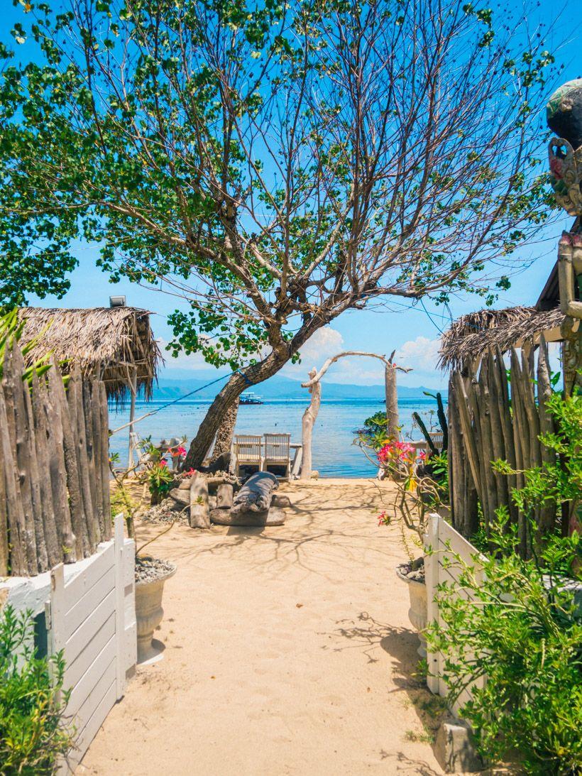Boho Beach Heaven! Warung Agung, Nusa Lembongan. Just off the coast of Bali