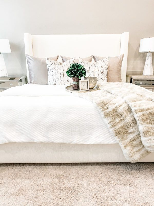 Photo of How to Style Your Bed Like a Pro l Bedding Blankets Throw blankets Comforters Ti…