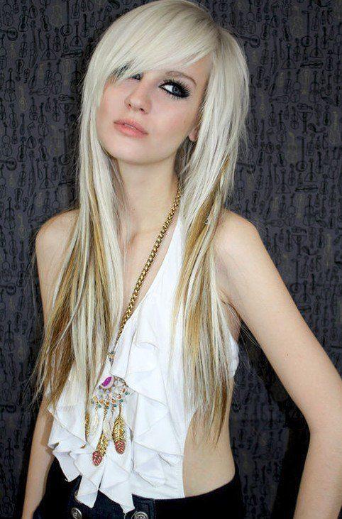Cortes de cabello de emo
