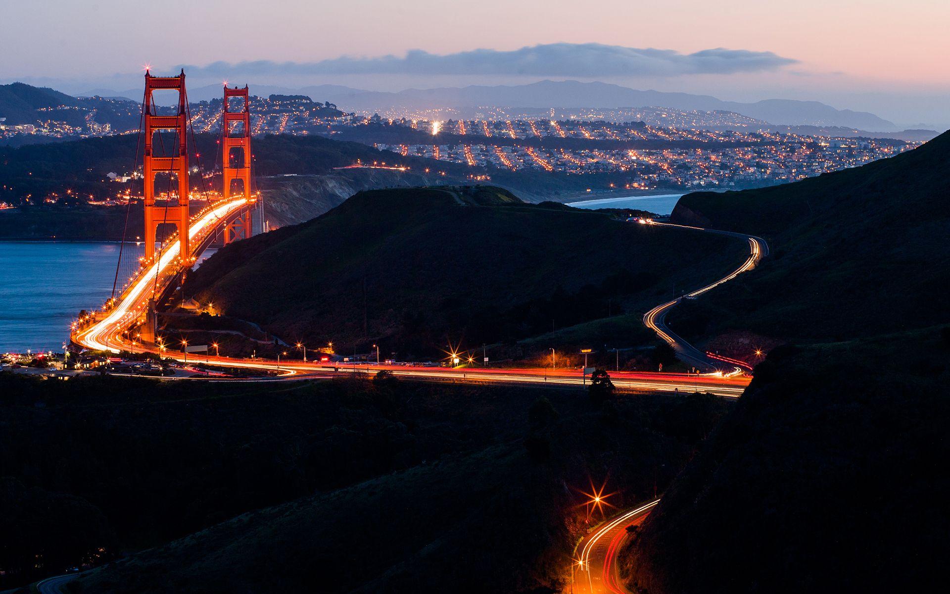 Best Wallpaper Night Golden Gate Bridge - fbd6109a1bfee49ec8782d4143a4347d  Photograph-195798.jpg