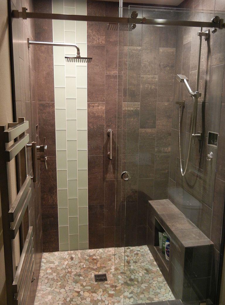 Image for Modern Walk In Shower | Shower | Pinterest | Modern and ...
