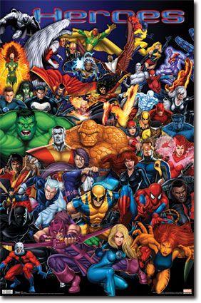 Marvel - Diptych 1 - Trends International