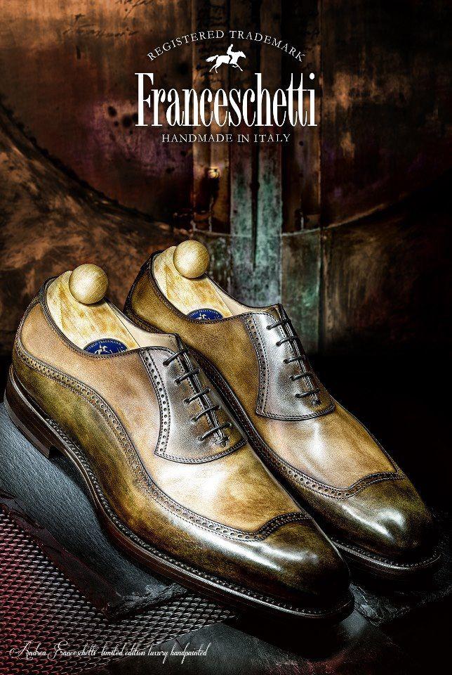 Franceschetti Luxury Handpainted Limited Edition  handpainted  madeinitaly   madeinmarche Stivali Da Uomo 2a56b9b0f1d