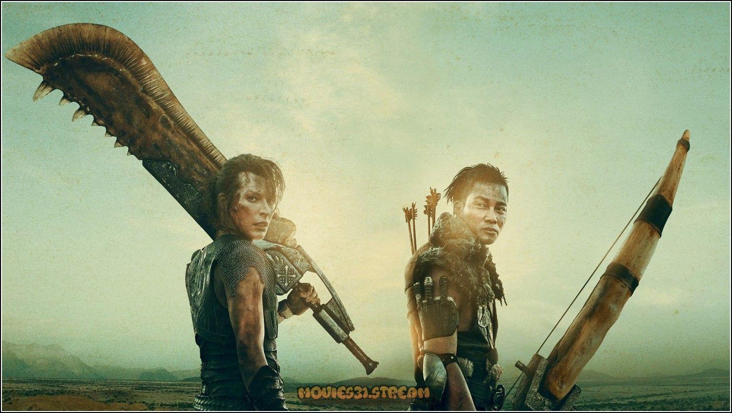 Stream Monster Hunter Kompletter Film Deutsch Full Movies Monster Hunter Milla Jovovich